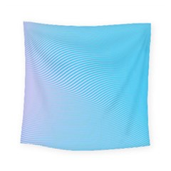 Background Graphics Lines Wave Square Tapestry (small)