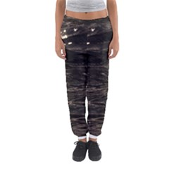 Lake Water Wave Mirroring Texture Women s Jogger Sweatpants