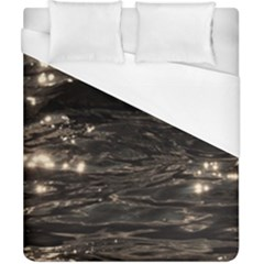 Lake Water Wave Mirroring Texture Duvet Cover (california King Size)