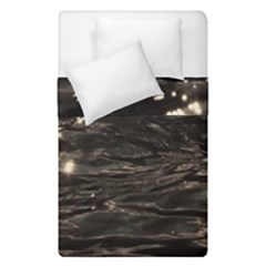 Lake Water Wave Mirroring Texture Duvet Cover Double Side (single Size)