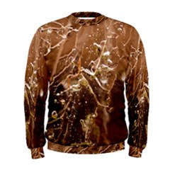 Ice Iced Structure Frozen Frost Men s Sweatshirt
