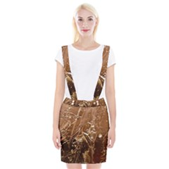 Ice Iced Structure Frozen Frost Braces Suspender Skirt