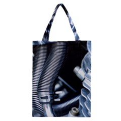 Motorcycle Details Classic Tote Bag by BangZart