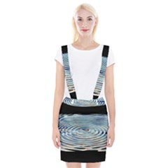 Wave Concentric Waves Circles Water Braces Suspender Skirt