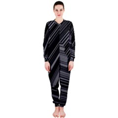 Paper Low Key A4 Studio Lines Onepiece Jumpsuit (ladies)