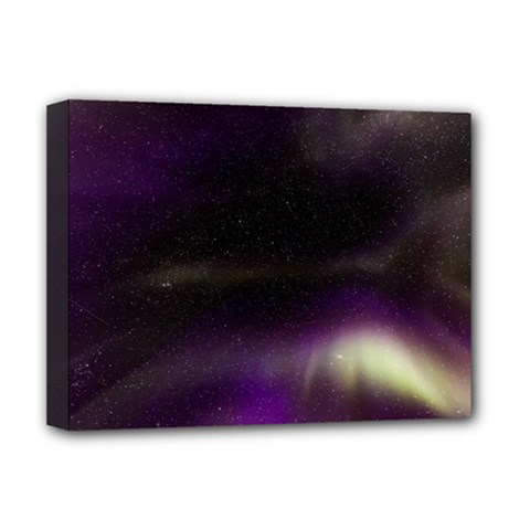 The Northern Lights Nature Deluxe Canvas 16  X 12   by BangZart