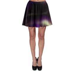 The Northern Lights Nature Skater Skirt by BangZart