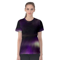 The Northern Lights Nature Women s Cotton Tee