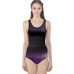 The Northern Lights Nature One Piece Swimsuit