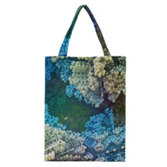 Fractal Formula Abstract Backdrop Classic Tote Bag by BangZart