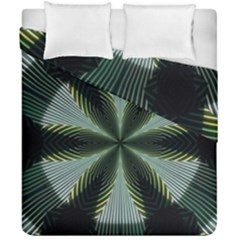 Lines Abstract Background Duvet Cover Double Side (california King Size)