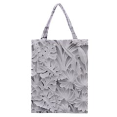 Pattern Motif Decor Classic Tote Bag