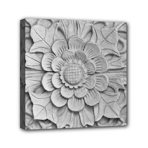Pattern Motif Decor Mini Canvas 6  X 6