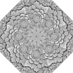Pattern Motif Decor Hook Handle Umbrellas (medium)