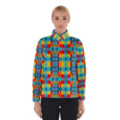 Pop Art Abstract Design Pattern Winterwear