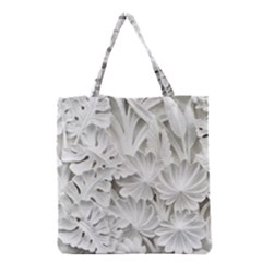 Pattern Motif Decor Grocery Tote Bag
