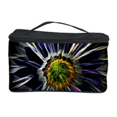 Flower Structure Photo Montage Cosmetic Storage Case by BangZart