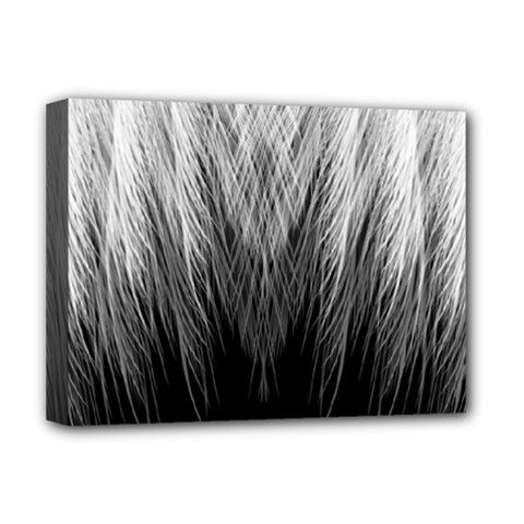 Feather Graphic Design Background Deluxe Canvas 16  X 12   by BangZart