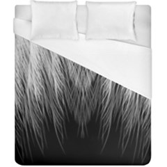 Feather Graphic Design Background Duvet Cover (california King Size)