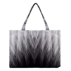 Feather Graphic Design Background Medium Tote Bag by BangZart