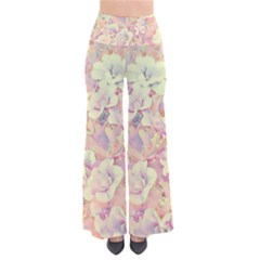 Lovely Floral 36b Pants by MoreColorsinLife
