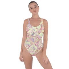 Lovely Floral 36b Bring Sexy Back Swimsuit