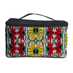 Kaleidoscope Background  Wallpaper Cosmetic Storage Case by BangZart