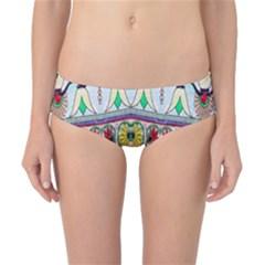 Kaleidoscope Background  Wallpaper Classic Bikini Bottoms