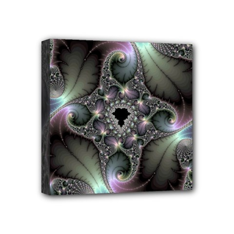 Precious Spiral Mini Canvas 4  X 4  by BangZart