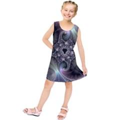 Precious Spiral Kids  Tunic Dress