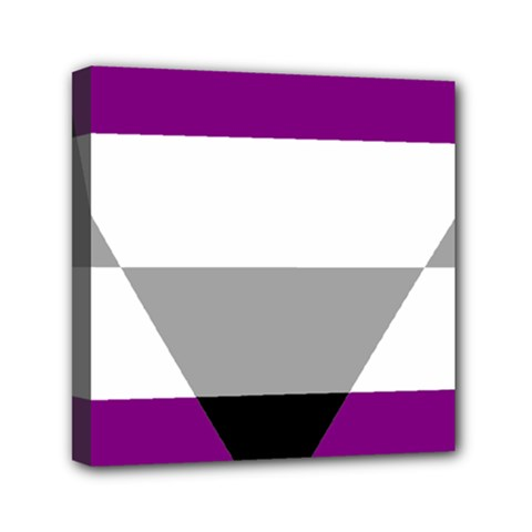 Autochorissexual Mini Canvas 6  x 6  by TailWags