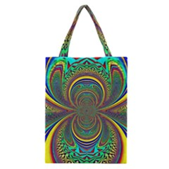 Hot Hot Summer B Classic Tote Bag by MoreColorsinLife