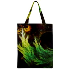 A Seaweed s Deepdream Of Faded Fractal Fall Colors Classic Tote Bag by jayaprime