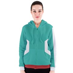 Shrub Hero Women s Zipper Hoodie