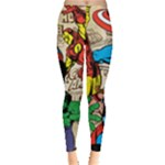 Marvel comic leggings - Leggings