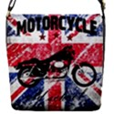 Motorcycle old school Flap Covers (S)  View1