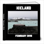 iceland - Mom - 8x8 Photo Book (20 pages)