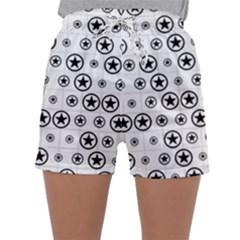 Army Stars Sleepwear Shorts by linceazul