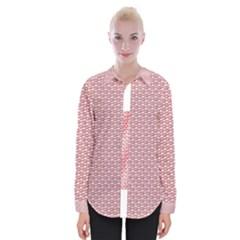 Kisspattern 01 Womens Long Sleeve Shirt