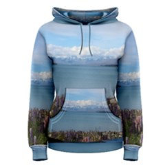Lake Tekapo New Zealand Landscape Photography Women s Pullover Hoodie by paulaoliveiradesign