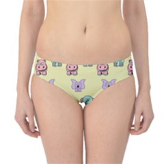 Animals Pastel Children Colorful Hipster Bikini Bottoms