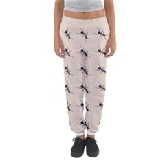 Ants Pattern Women s Jogger Sweatpants