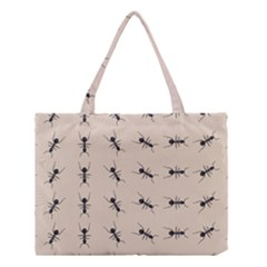 Ants Pattern Medium Tote Bag by BangZart