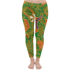 Art Batik The Traditional Fabric Classic Winter Leggings