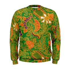 Art Batik The Traditional Fabric Men s Sweatshirt