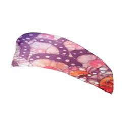 Colorful Art Traditional Batik Pattern Stretchable Headband