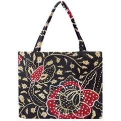 Art Batik Pattern Mini Tote Bag by BangZart