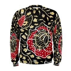 Art Batik Pattern Men s Sweatshirt
