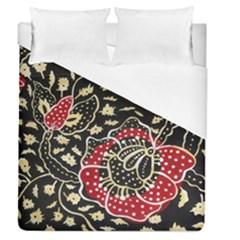 Art Batik Pattern Duvet Cover (queen Size)