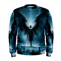 Rising Angel Fantasy Men s Sweatshirt